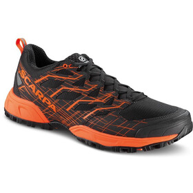 Scarpa Neutron 2 Shoes Men, black/orange